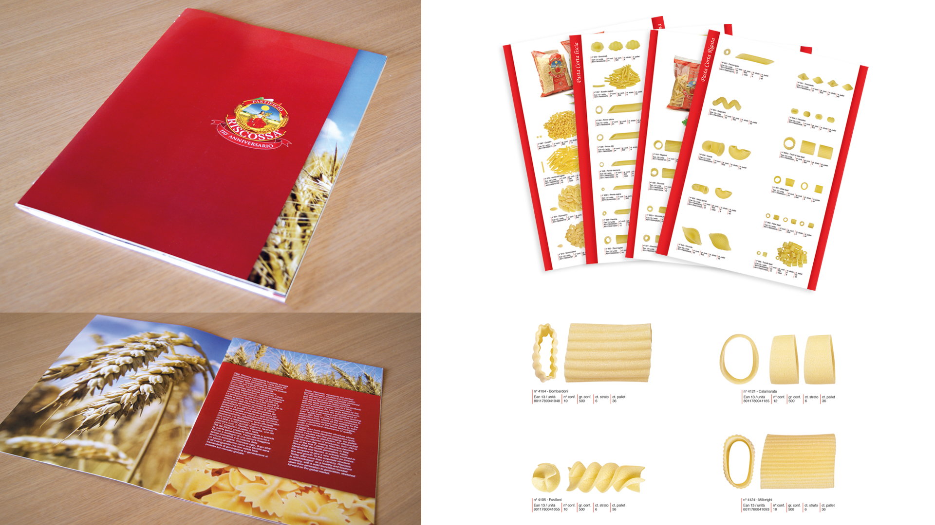 Pastificio Riscossa_brochure-catalogo