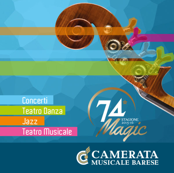 Camerata Musicale Barese format 74^ Stagione